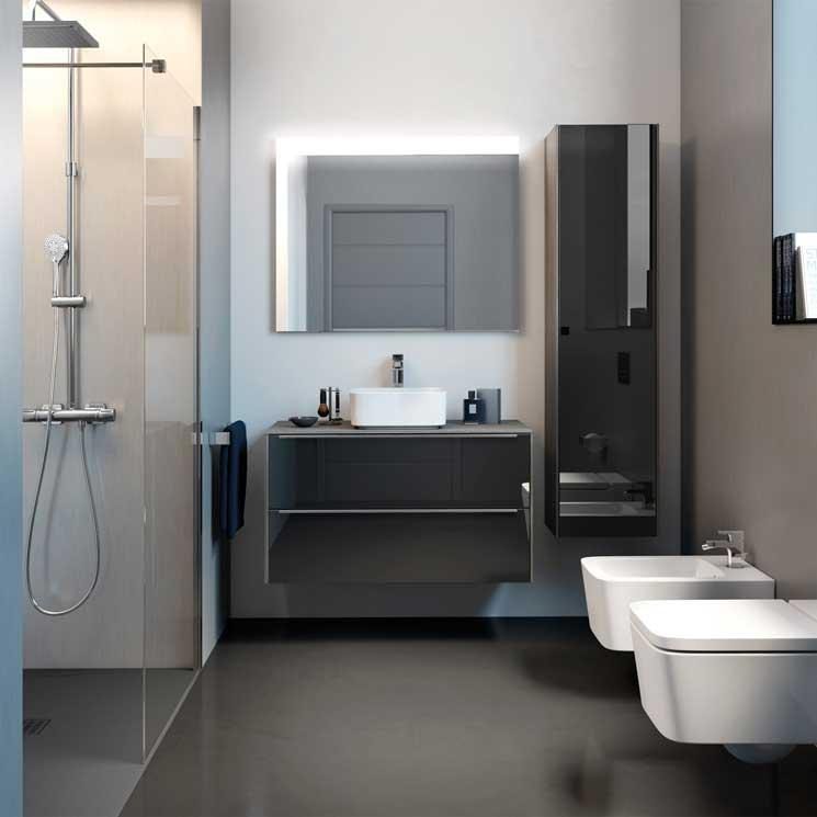 ¿Cómo decorar un baño pequeño? - PLANETA ARQUITECTURA
