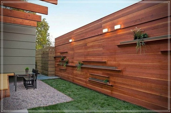 Get privacy in your garden with these easy-to-implement ideas.
