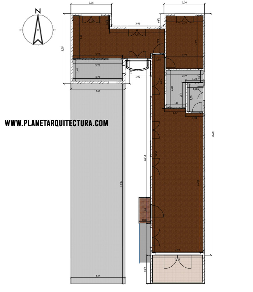 room plans for rent 10x20