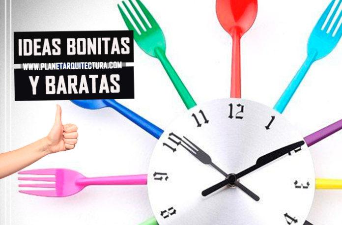 IDEAS BONITAS Y BARATAS