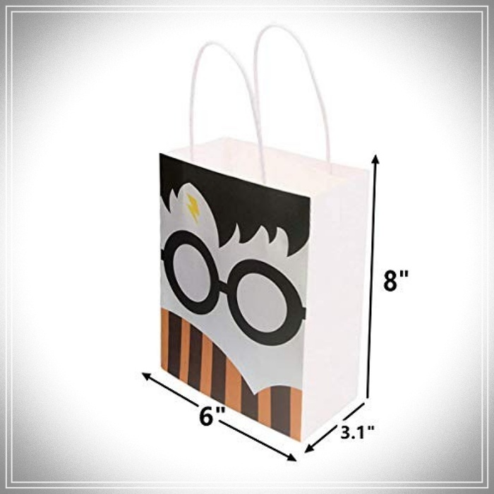 ideas for decorating gift bags