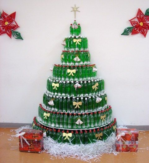 CREATIVE CHRISTMAS TREE
