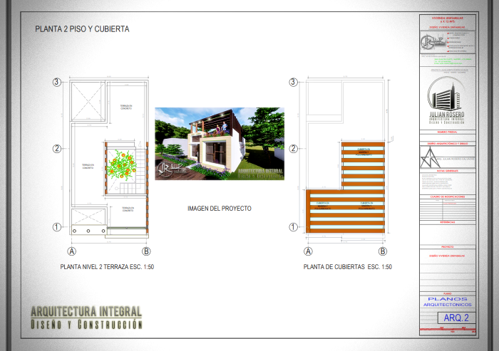 house 6x12 plans and design