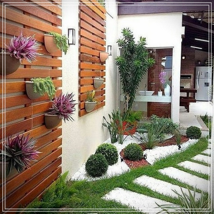 IDEAS PARA DECORAR PATIOS PEQUEÑOS