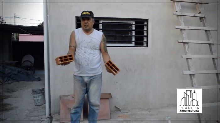 how to cut a hollow brick